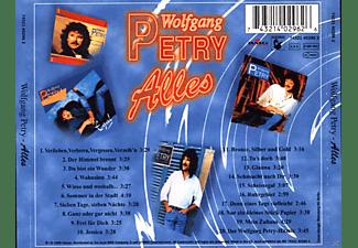Wolfgang Petry - Alles  - (CD)
