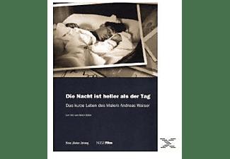 Die Nacht ist heller als der Tag - Das kurze Leben des Malers Andreas Walser DVD