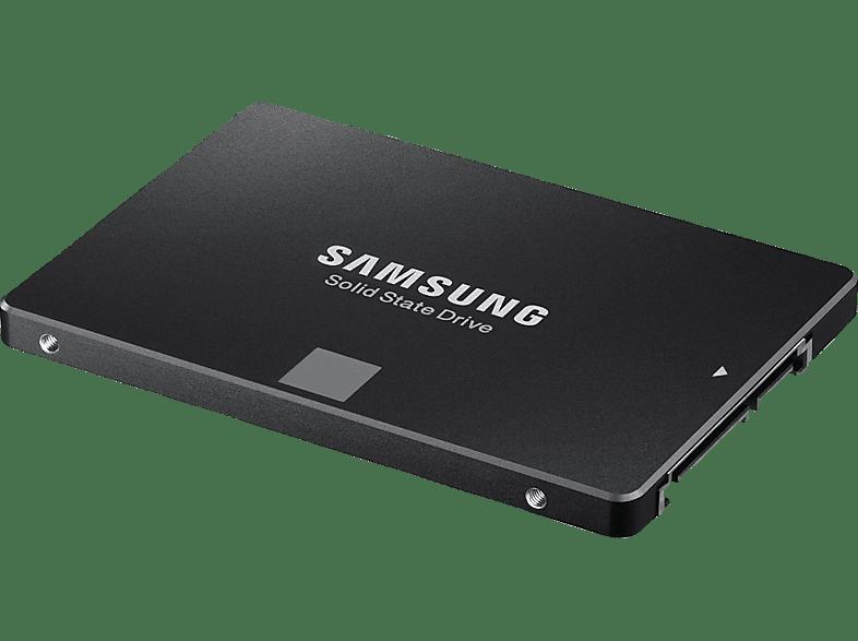 Festplatte SAMSUNG 850 Evo, 1 TB, SSD, 2,5 Zoll, intern | MediaMarkt