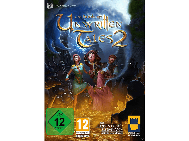 The Book of Unwritten Tales 2 [PC]