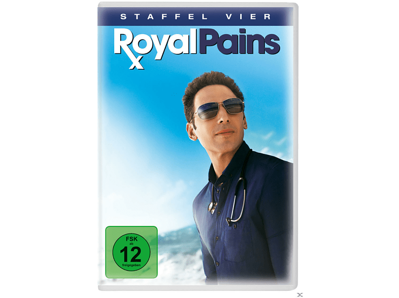 Royal Pains - Staffel 4 [DVD]