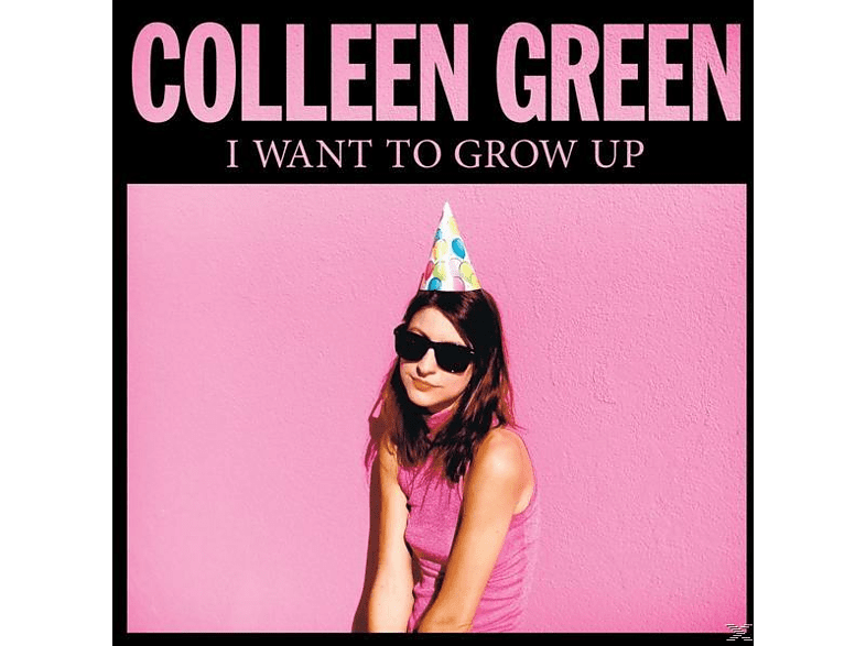 Colleen Green - I Want To Grow Up [CD]