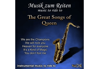 Richard Rossbach - The Great Songs Of Queen  - (CD)