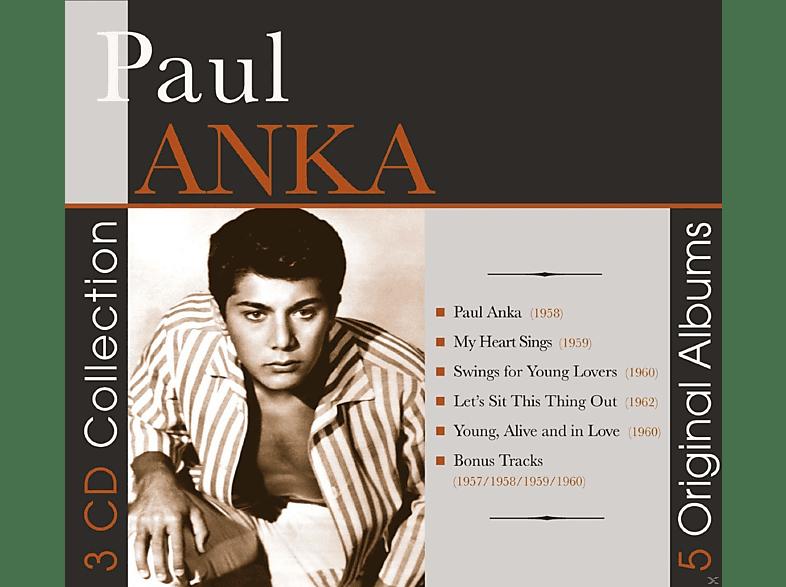 Paul Anka - 7 Original Albums [CD]