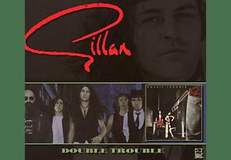 Gillan - Double Trouble/Rem.+Bonus  - (CD)