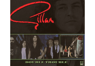 Gillan - Double Trouble/Rem.+Bonus - (CD)