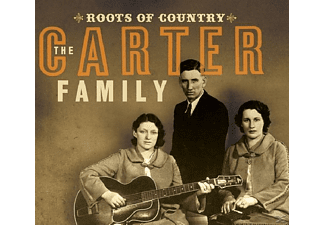 The Carter Family - Roots Of Country  - (CD)