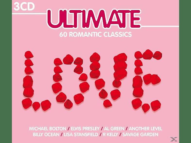 VARIOUS - Ultimate Love [CD]