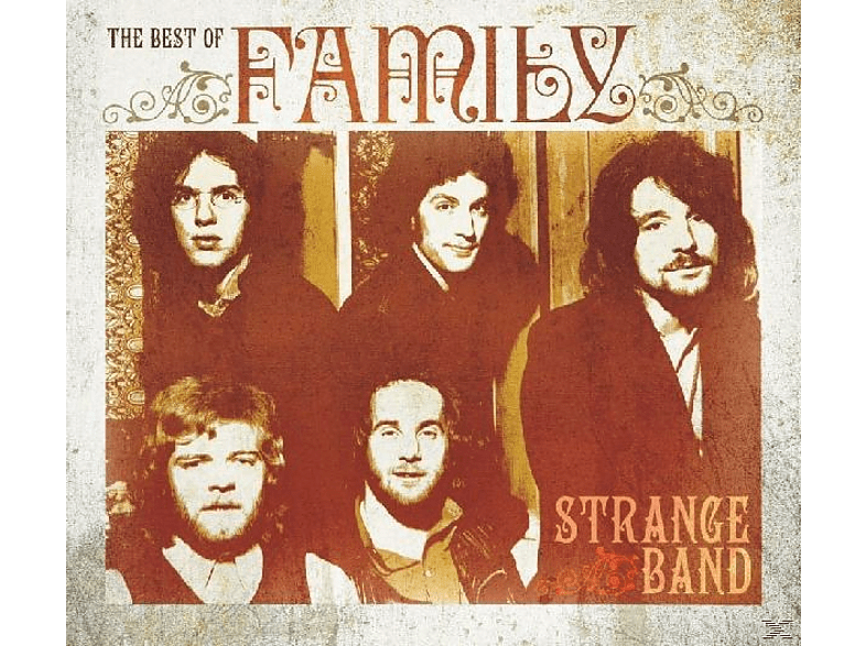 Family - Strange Band-The Very Best Of [CD]
