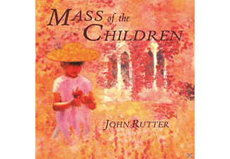 The Cambridge Singers, Rutter,John/Cambridge Singers,The/+ - Mass Of The Children  - (CD)