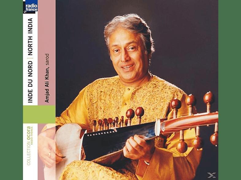 Amjad Ali Khan - Inde Du Nord. Amjad Ali Khan [CD]