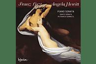 Angela Hewitt, VARIOUS - H-Moll Sonate/Petrarca Sonette 47, 104, 123/+ [CD]