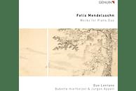Duo Lontane - Werke Für Klavierduo [CD]