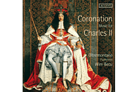 Oltremontano, Psallentes, VARIOUS - Coronation Music for Charles II [CD]