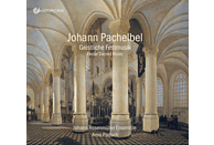 Arno Paduch, Johann Rosenmüller Ensemble - Geistliche Festmusik [CD]
