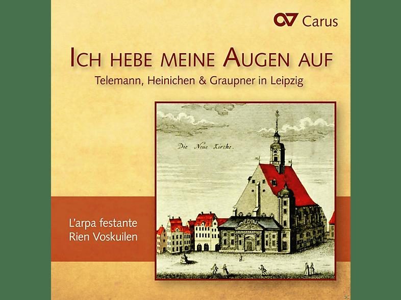 L Arpa Festante - Ich Hebe Meine Augen Auf [CD]