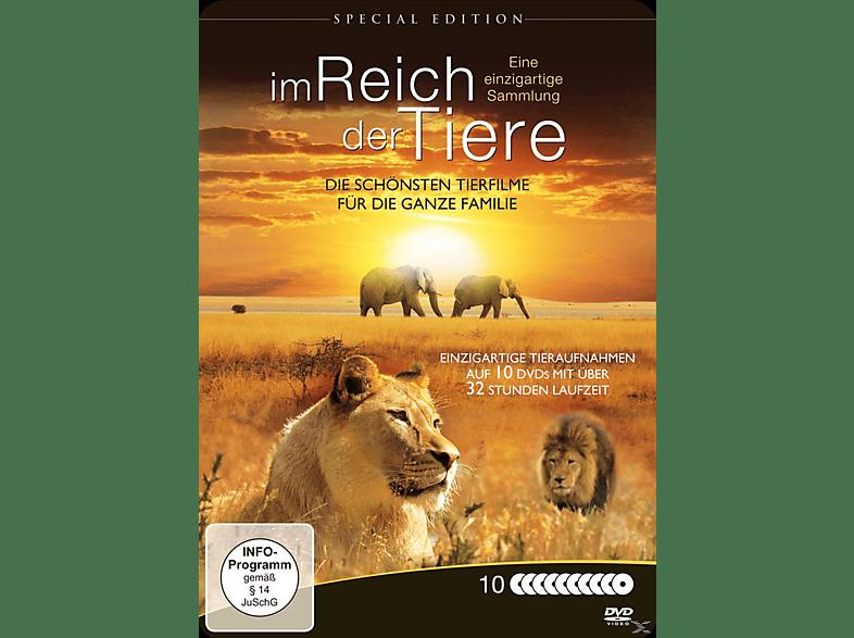 Im Reich der Tiere [DVD]