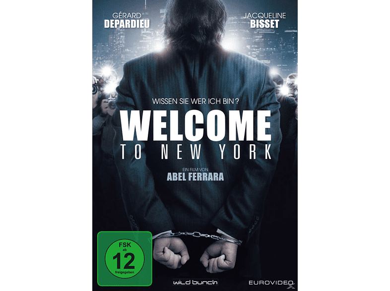 Welcome to New York [DVD]