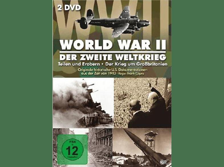 Der zweite Weltkrieg-Teilen und Erobern [DVD]