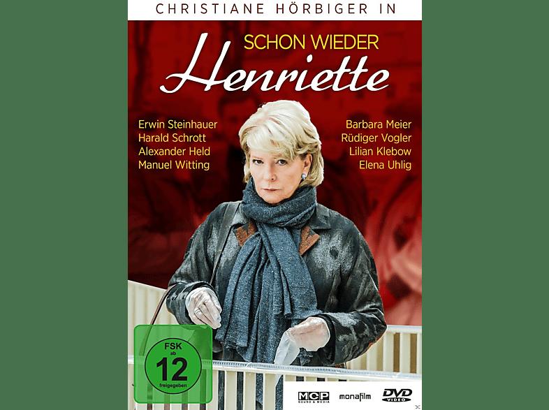 Schon Wieder Henriette [DVD]