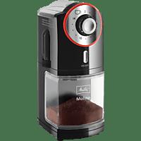 MELITTA 1019-01 Molino Kaffeemühle Schwarz (100 Watt, Scheibenmahlwerk)