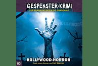 Markus Topf - Gespenster Krimi 03-Hollywood-Horror - (CD)