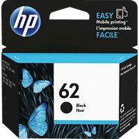 HP 62 Tintenpatrone Schwarz (C2P04AE)