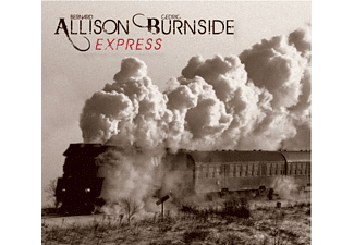 Allison Burnside Express - Allison Burnside Express  - (CD)
