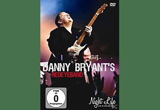 Danny Bryant's Redeyeband - Night Life  - (DVD)