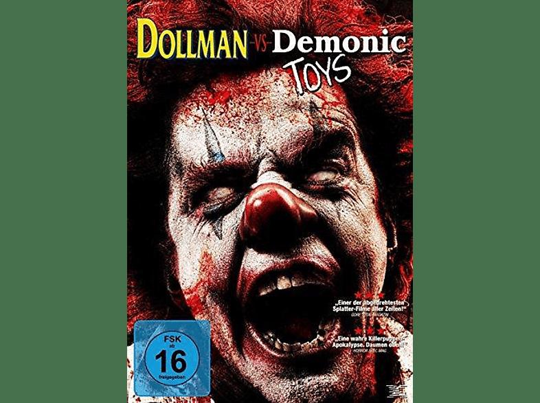 Dollman VS Demonic Toys [DVD]
