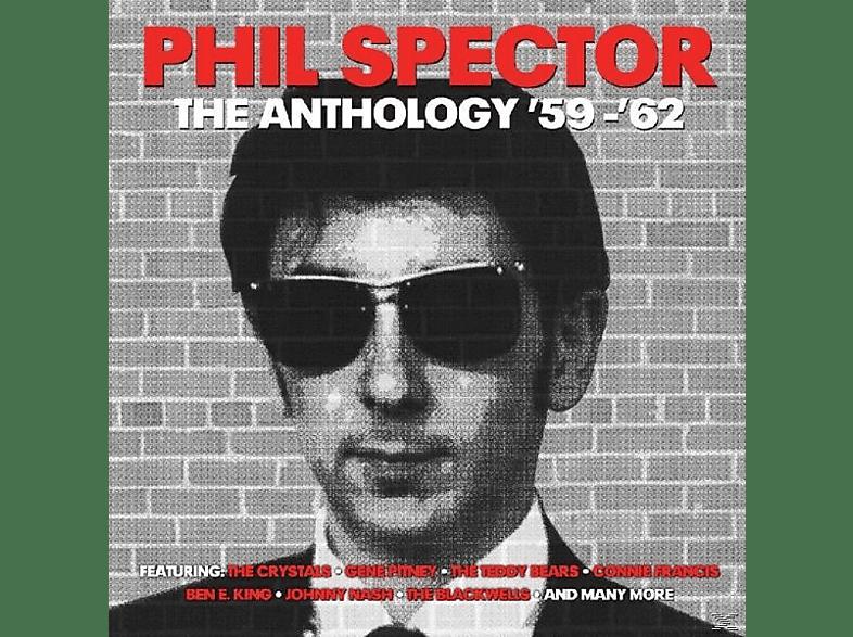 Phil Spector - ANTHOLOGY 1957-62 [Vinyl]