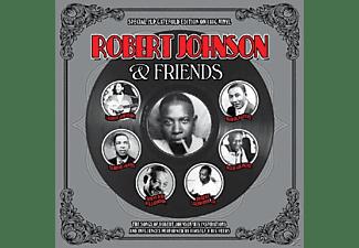 Robert Johnson - Robert Johnson & Friends  - (Vinyl)