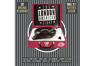 VARIOUS - LONDON AMERICAN STORY 1961 (180G/GATEFOLD) - (Vinyl)