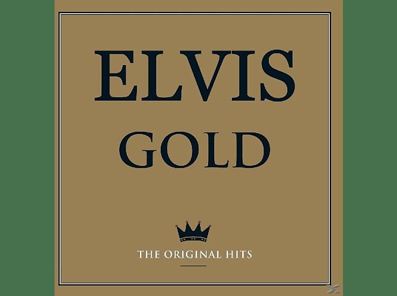 Elvis Presley - GOLD [Vinyl]