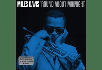 Miles Davis, Davis New Quintet Miles - 'round About Midnight  - (Vinyl)