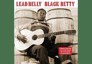 Betty Black - Leadbelly  - (Vinyl)