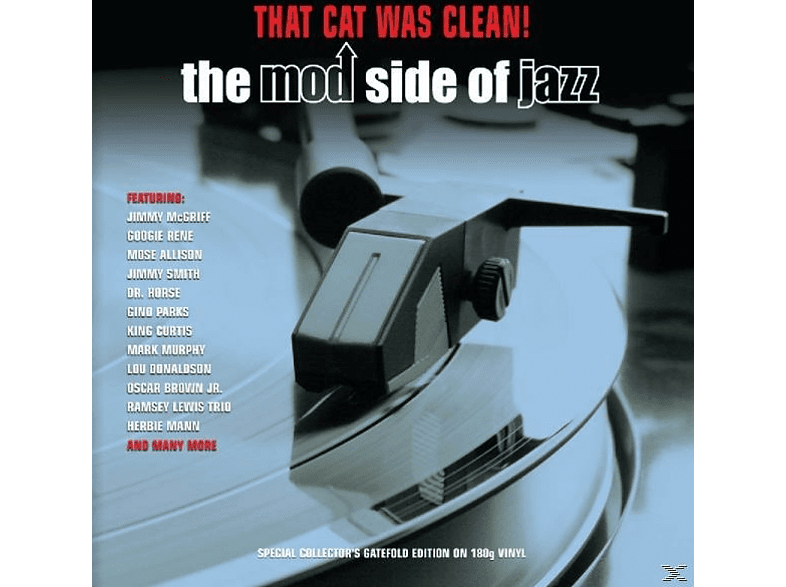VARIOUS - That Cat Was Clean Mod [Vinyl]