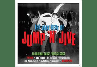 VARIOUS - Very Best Of Jump'n Jive  - (CD)