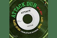 Bunny Lee - Attack Dub:Rare Dubs 1973-1977 [CD]