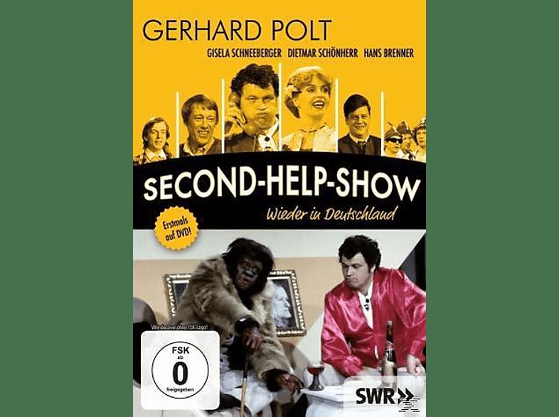 Gerhard Polt - Second-Help-Show: Wieder in Deutschland [DVD]