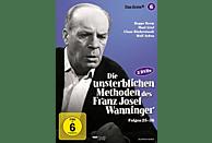 Die unsterblichen Methoden des Franz Josef Wanninger - Folgen 25-36 [DVD]