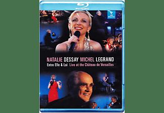 Natalie Dessay - Entre Elle Et Lui-Live In Versailles  - (Blu-ray)