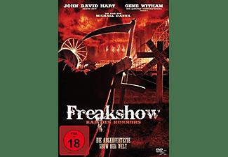 Freakshow: Kap des Horrors DVD