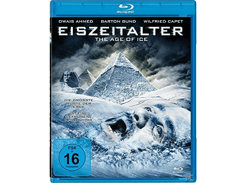 Eiszeitalter - The Age of Ice [Blu-ray]