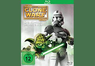 Star Wars - The Clone Wars - Staffel 6 [Blu-ray]