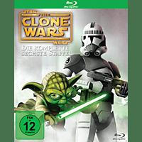 Star Wars: The Clone Wars - Staffel 6 [Blu-ray]