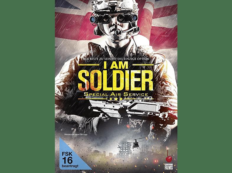 I Am Soldier [DVD]