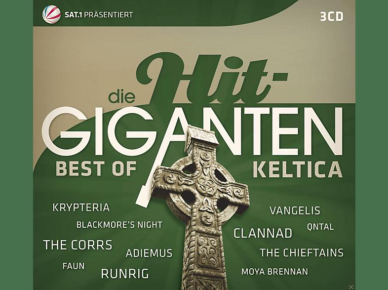 VARIOUS - Die Hit Giganten Best Of Keltica [CD]