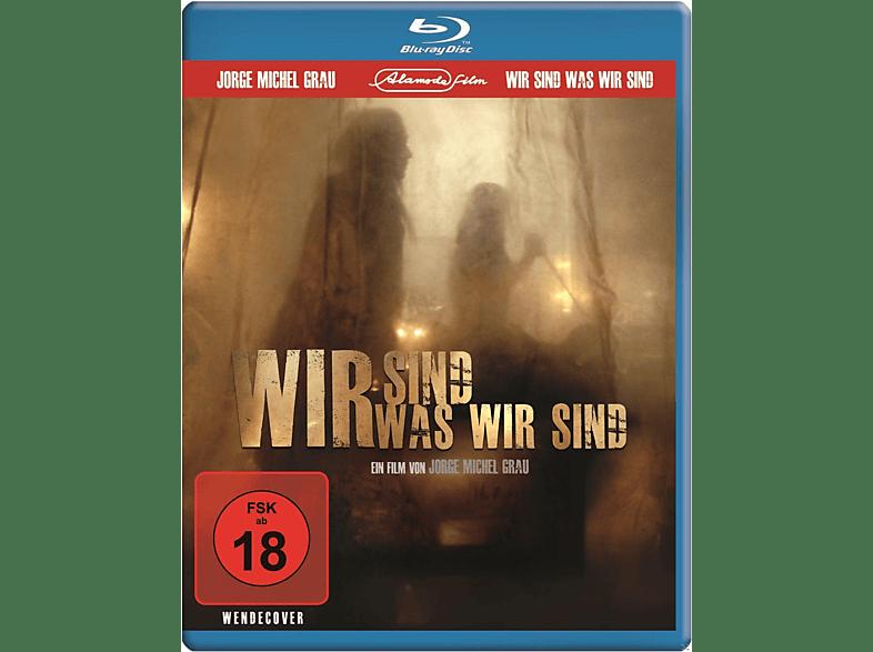 Wir sind was wir sind [Blu-ray]
