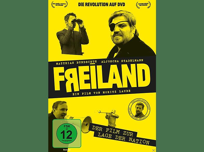 Freiland - Der Film zur Lage der Nation [DVD]